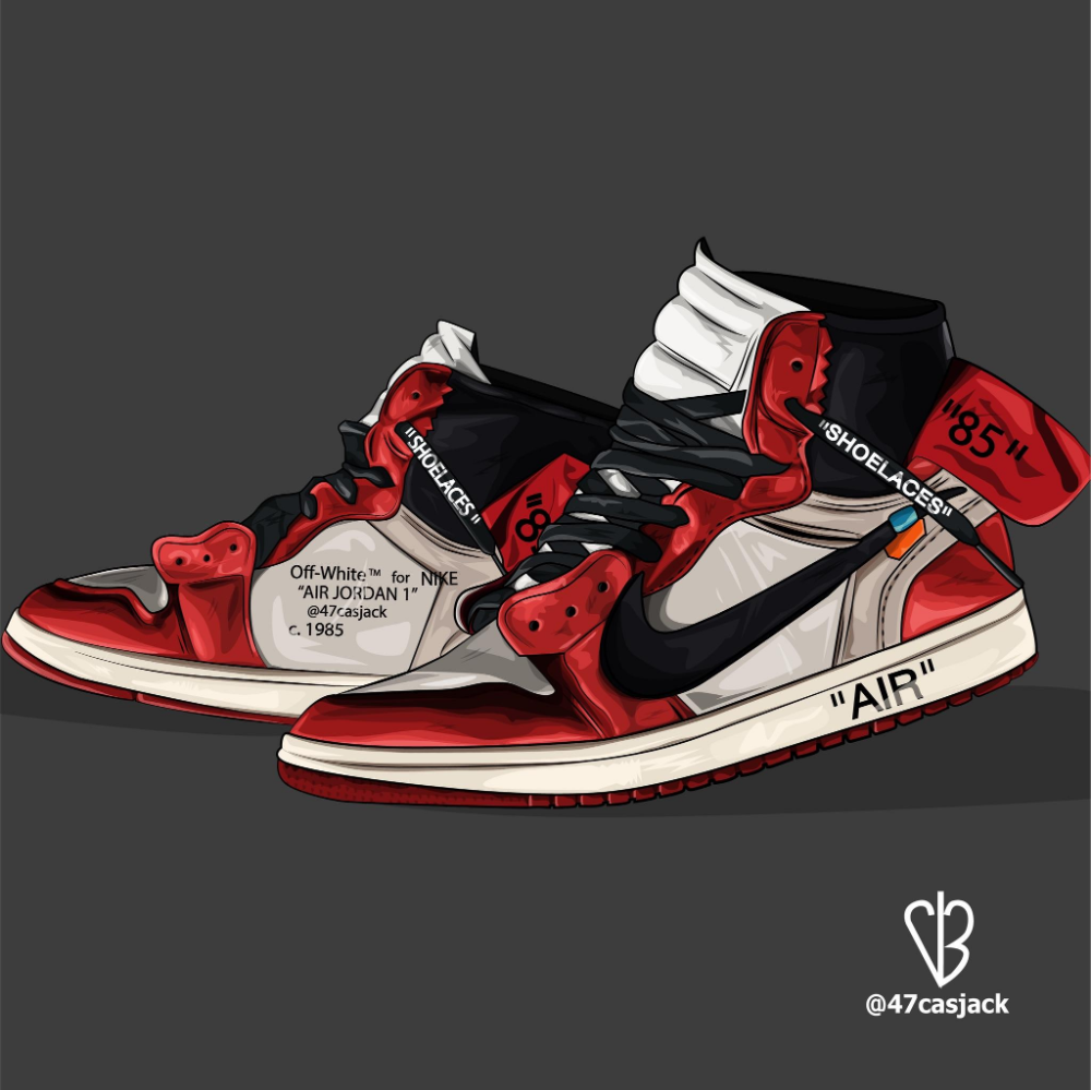 Hypebeast Cartoon Off White Shoes Wallpaper Google Search
