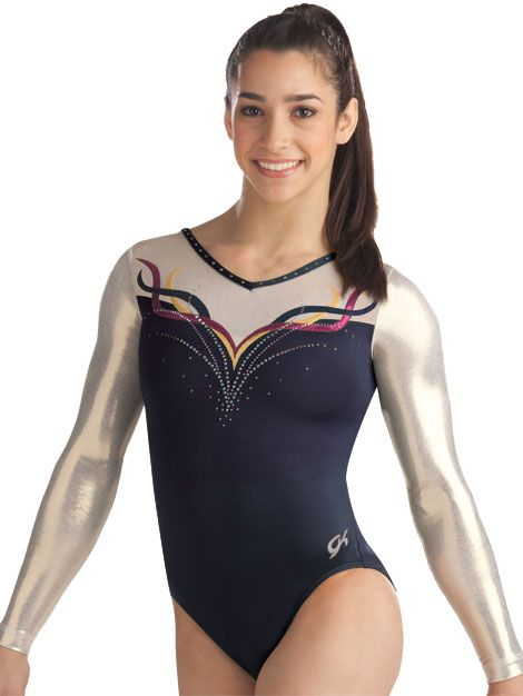 d4f0e7d2168d Intertwined Ribbon Comp Leo from GK Elite | Women's Gymnastics ...