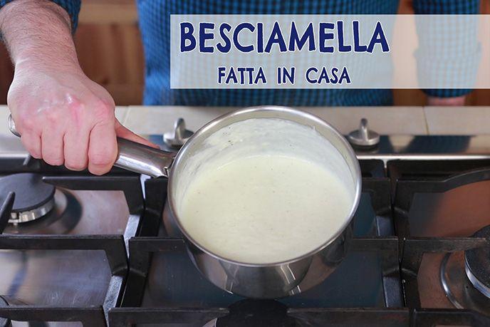 Besciamella Fatta in Casa   Ricetta (con immagini