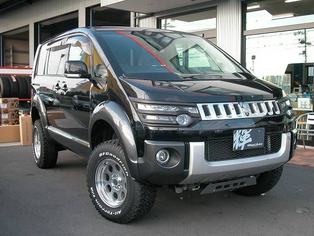 j spec imports mitsubishi delica d 5 4wd wiki stuff to buy pinterest 4x4 and cars. Black Bedroom Furniture Sets. Home Design Ideas
