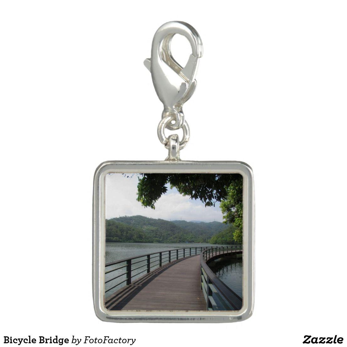 Bicycle Bridge Charms