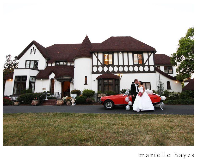 Palmdale Estates & a vintage car!