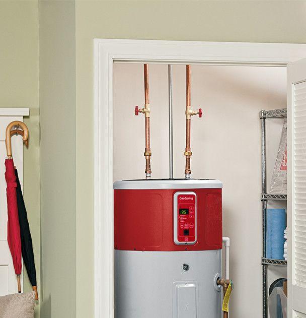 Geospring Sound Level Ge Hphwh Heat Pump Water Heater Heat Pump Water Heater