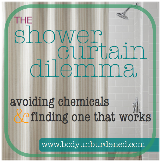 4 Safe Non Toxic Shower Curtains For A Healthy Home Curtains