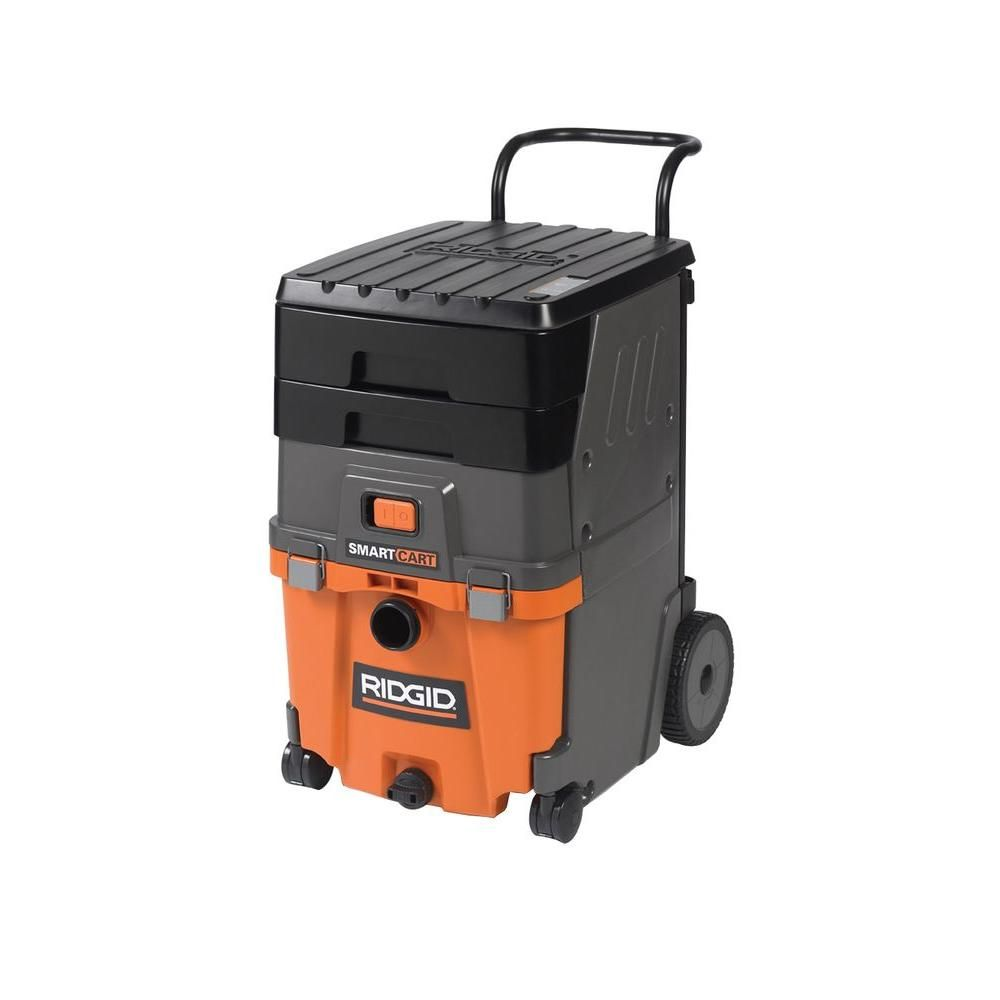 Home depot wet dry vac - Smart Cart Wet Dry Vac Wd7000 At The Home