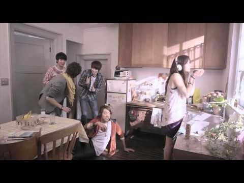 CNBLUE [FIRST STEP + 1 THANK YOU] Title [LOVE GIRL] M/V Full ver
