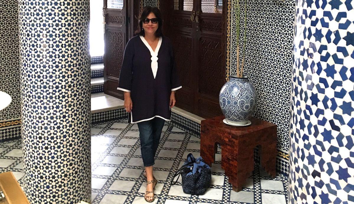 Madeline Weinrib's Morocco Travel Diary