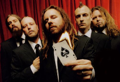 ♥ In Flames!!!
