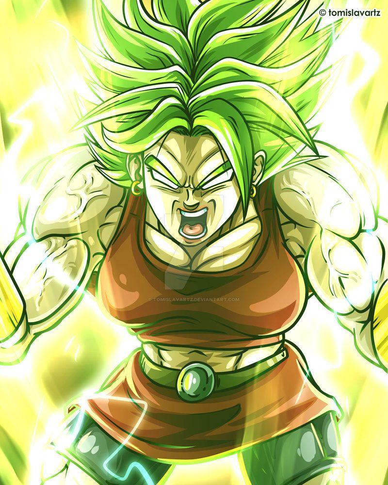 Kale Full Power Dragon Ball Dragon Ball Super Dragon