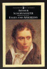 schopenhauer essays pdf