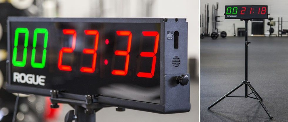 Echo two sided timer by rogue price guide us interval