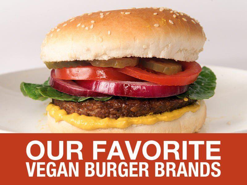 All The Best Vegan Veggie Burgers (January 2020 Vegan