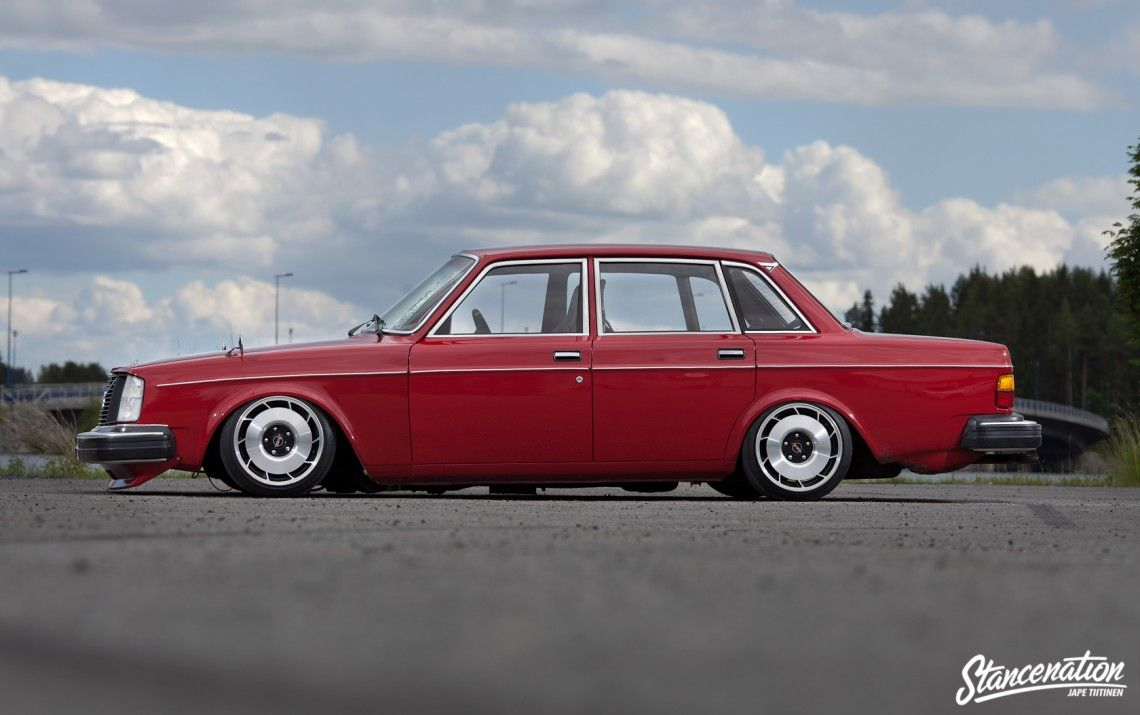Don T Judge A Book By Its Cover Eemeli S 2jz Swapped Volvo 244 Stancenation Form Function Volvo Volvo Cars Volvo 240