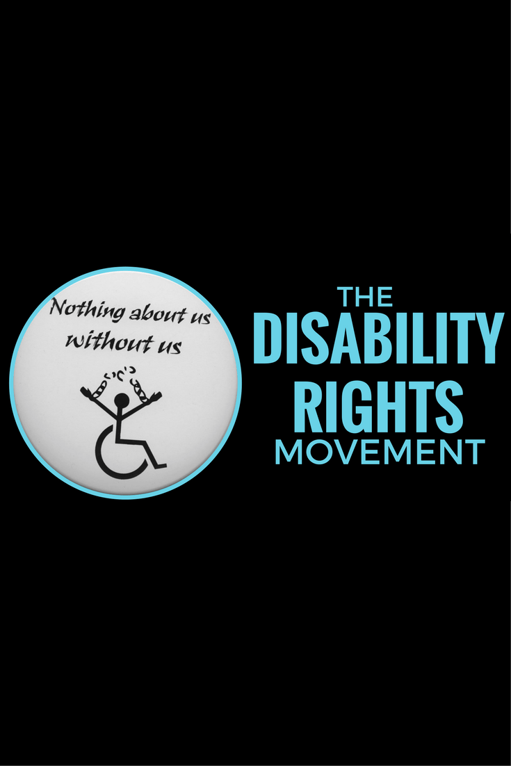 A Short History of the Disability Rights Movement