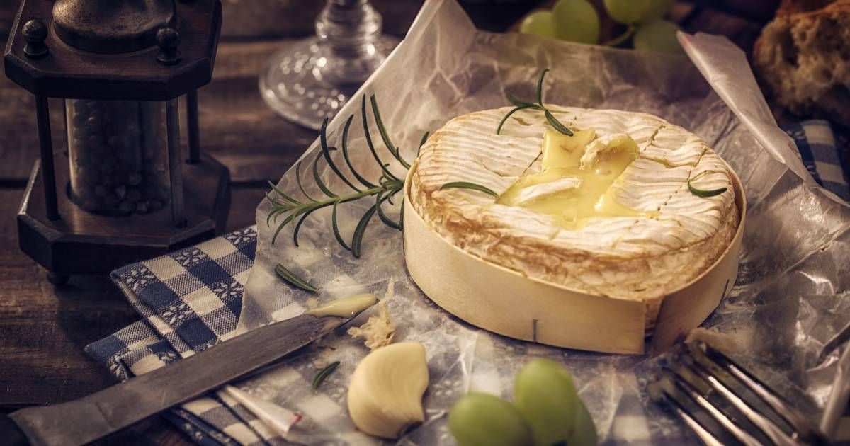 Camembert Is A Moist Soft And Creamy Surface Ripened Cow S Milk Cheese It Was First Made In The Late 18th Century At Ca Cheese Melted Cheese Milk And Cheese