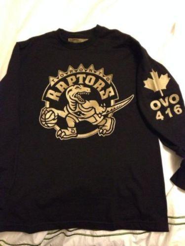 0940c3b482d OVO Raptors Drake Night Limited Edition Long Sleeved Shirt   Fashion ...