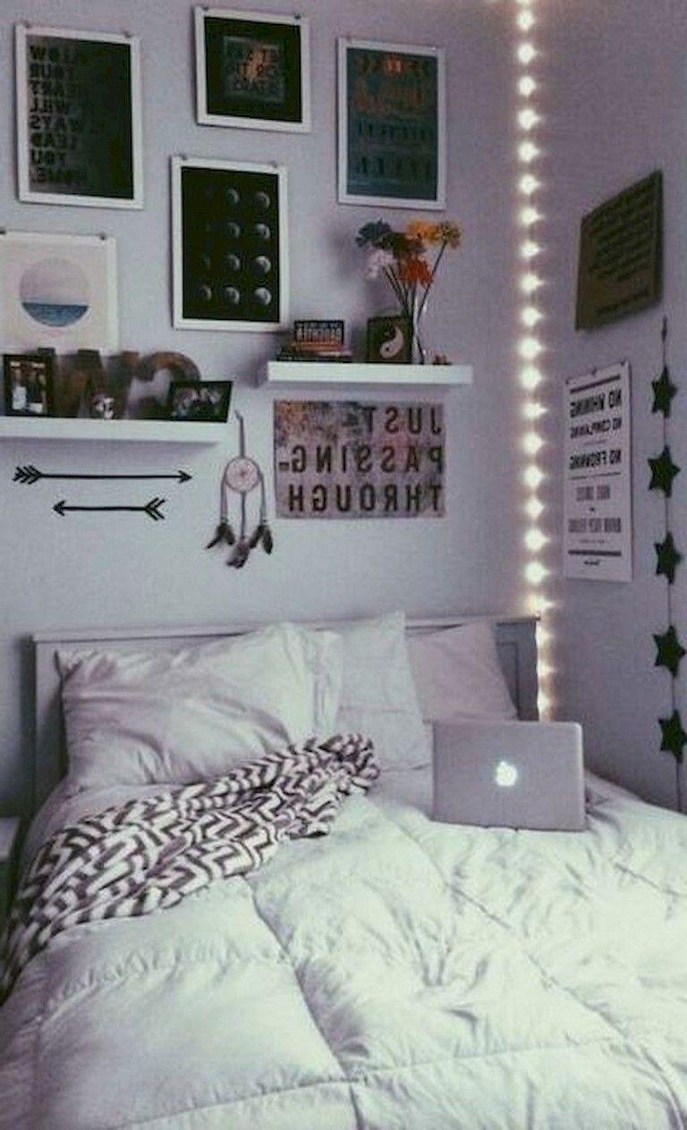 82 Lovely Cute Diy Dorm Room Decoration Ideas College Apartment