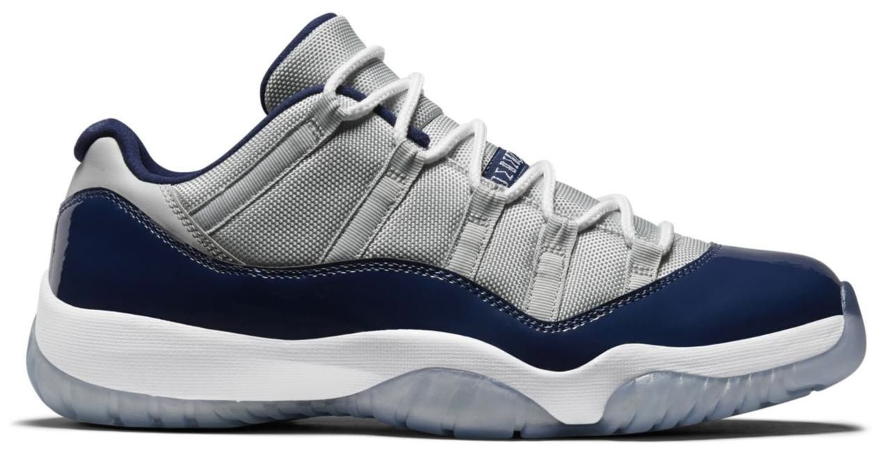 aebd4334 I just listed an Ask for the Jordan 11 Retro Low Georgetown on StockX