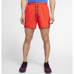Photo of Nike Flex Stride Men's Running Shorts – Orange Nike