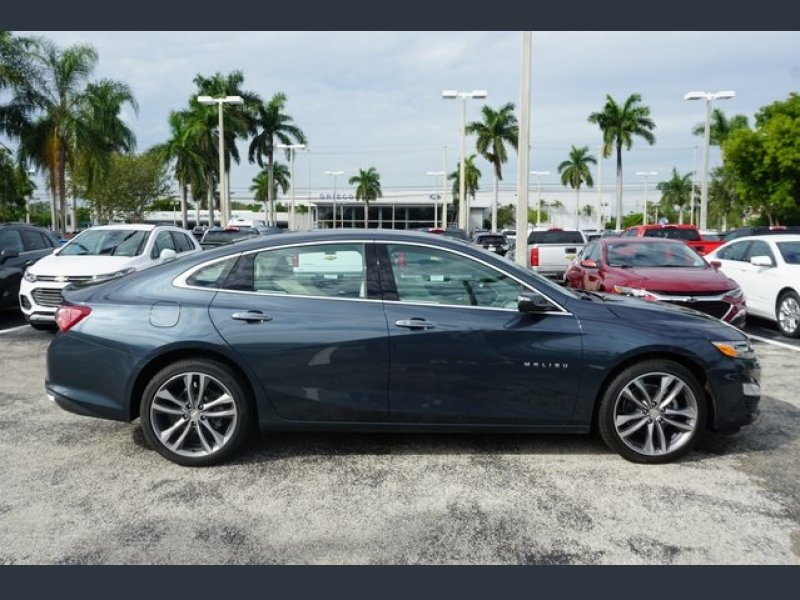 New 2020 Chevrolet Malibu Premier W 2lz For Sale In Fort