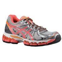 ASICS Women's Gel-Nimbus 15 Running Shoe,Lightning/Hot Punch/Marigold,