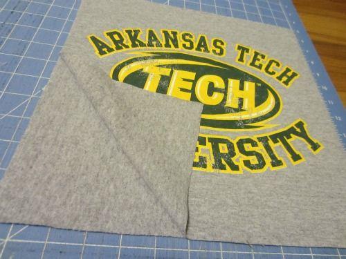 DIY T-Shirt Quilt {Part 1} without interfacing!! | DIY | Pinterest ... : interfacing for t shirt quilts - Adamdwight.com