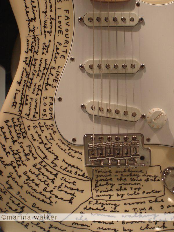 Guitarra poema