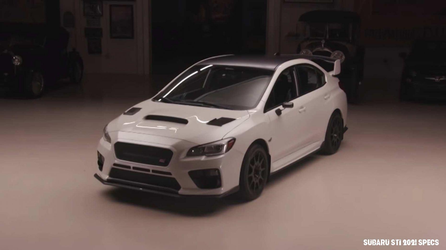 Subaru Sti 2021 Specs Picture in 2020 | Subaru brz sti ...