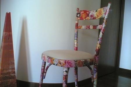Decoupage sedie ~ Pin by franca on sedie dipinte