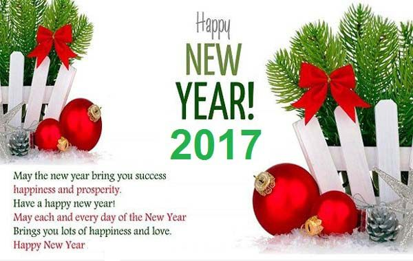 happy new year wishes quotes 2017 | seam | Pinterest
