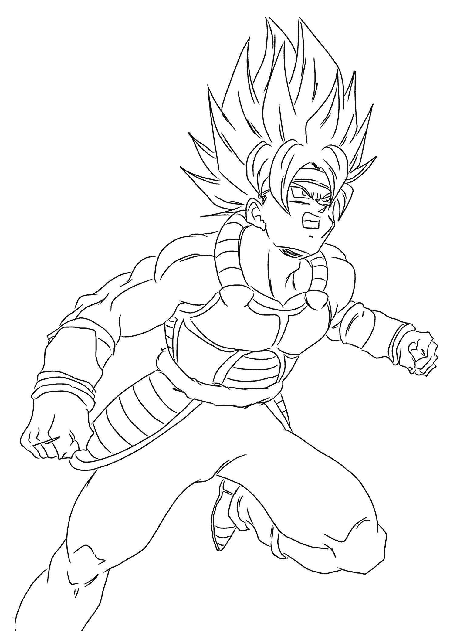 Dragon Ball Z Coloring New Dragon Ball Z Coloring Dibujos De Dragon Dibujo De Goku Vegeta Dibujo