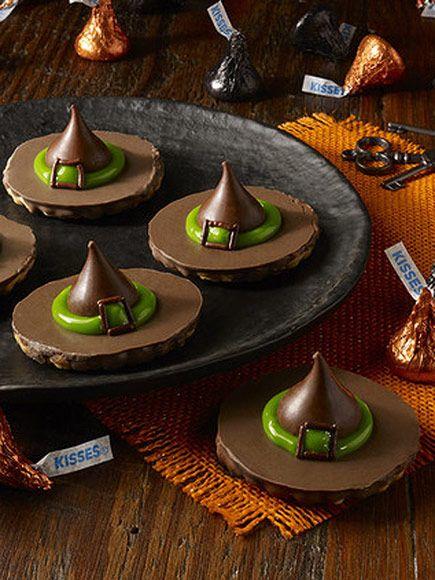 17 Creepy-Cute Treats to Make for Halloween