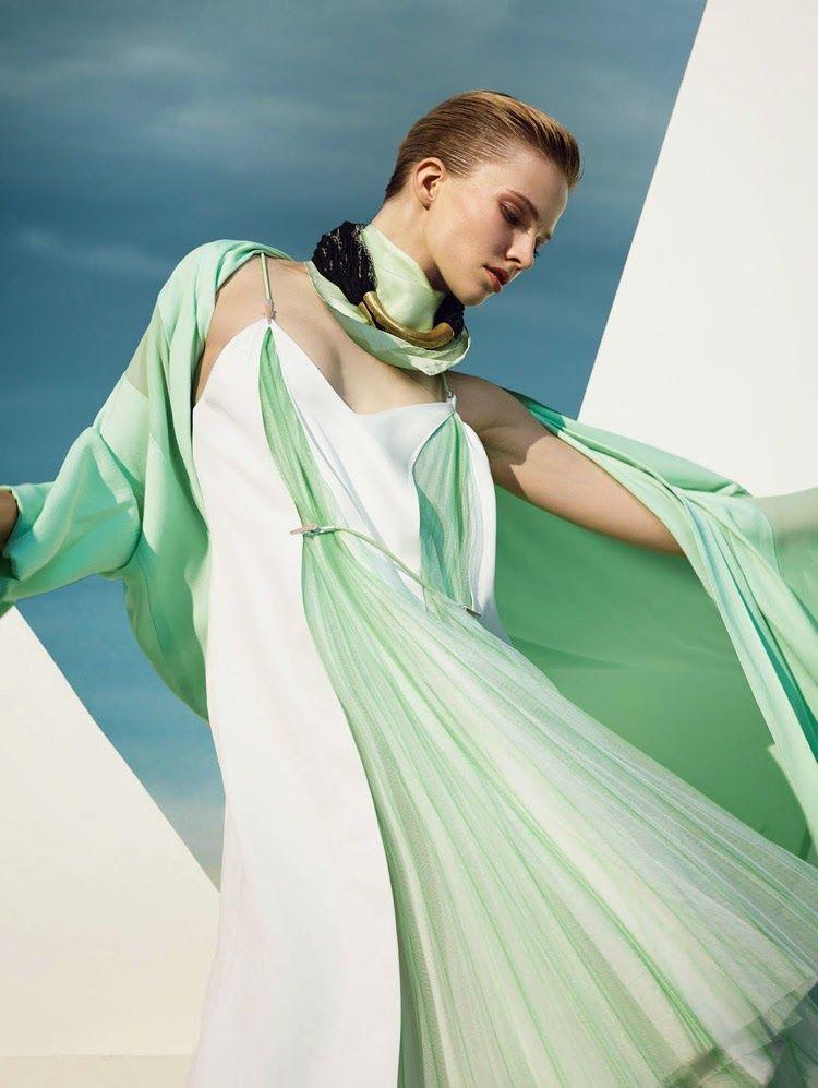 News Beauty Moda & Cultura: Vogue