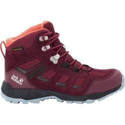 Photo of Jack Wolfskin Wasserdichte Frauen Wanderschuhe Vojo Hike Extended Version Texapore Mid Women 37 rot