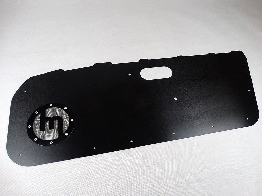 CarbonMiata Aluminum Door Panels (Set of two) - Mazda Miata MX-5 - TopMiata & These lightweight aluminum door panels replace the existing ones on ...