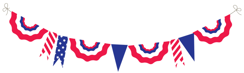 Independence Day 4th July Png Transparent Images 9 840 X 254 Carwad Net 4th Of July Clipart 4th Of July Images Happy 4 Of July
