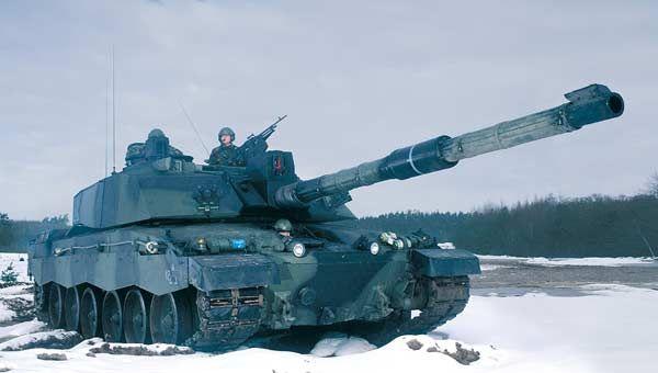 8bf69998f6fd Challenger 2 Main Battle Tank  Nato Colors