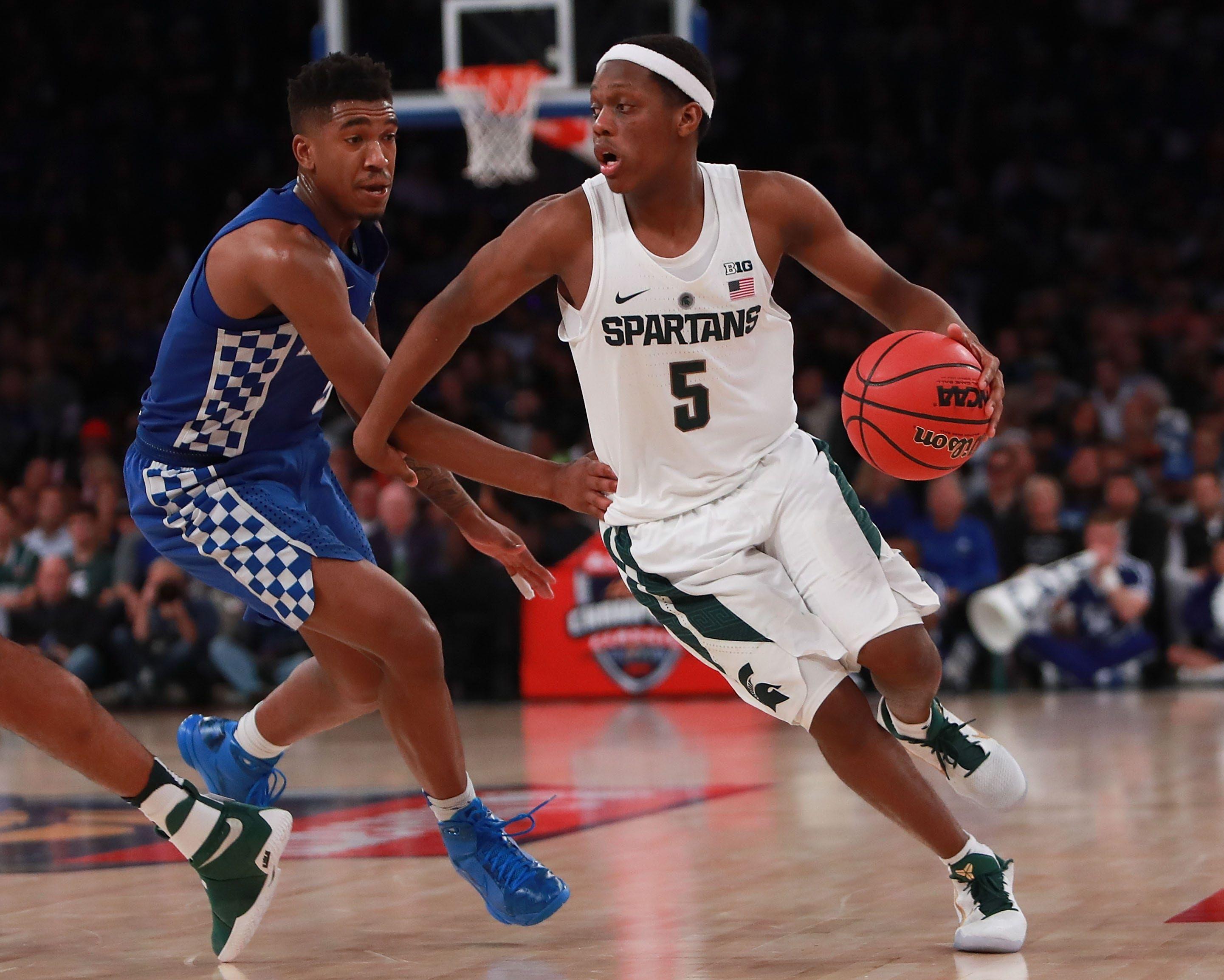 Michigan State basketball vs. Kentucky Scouting report