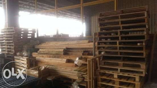 View 2nd hand used wood pallet and plastic pallet plus ...