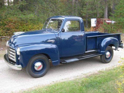 1949 Gmc 150 Pick Up For Sale Mn 24 900 37 368 Original Miles