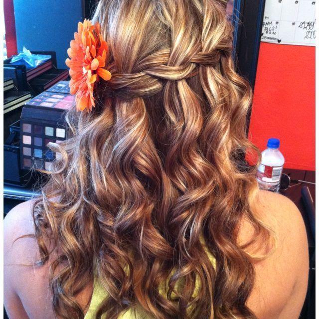 Bridesmaid Hair. Junior Bridesmaid Hair Bridesmaid Hair ...