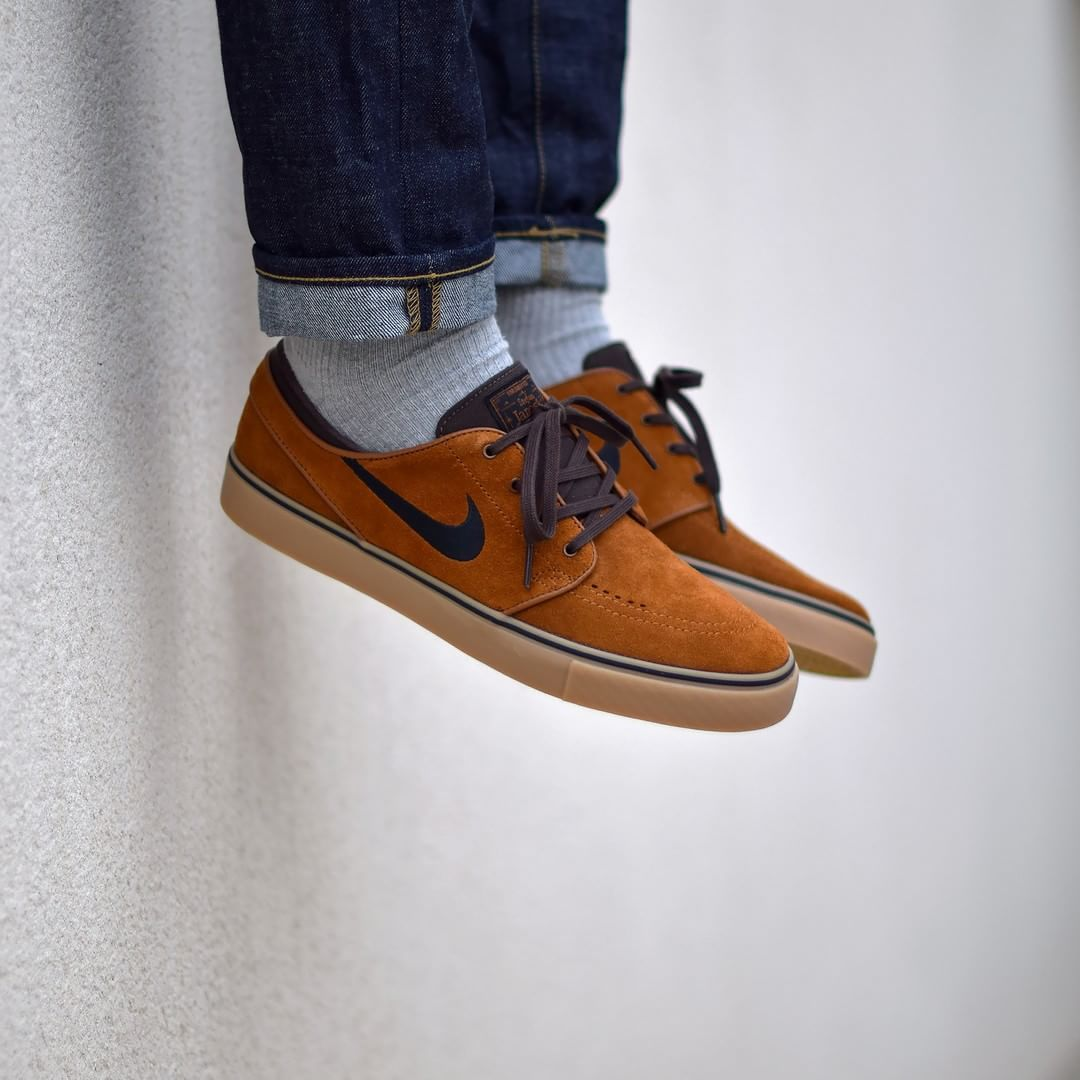size 40 37616 ac0a0 Nike SB Janoski Hazelnut . Disponible Available  SNKRS.COM