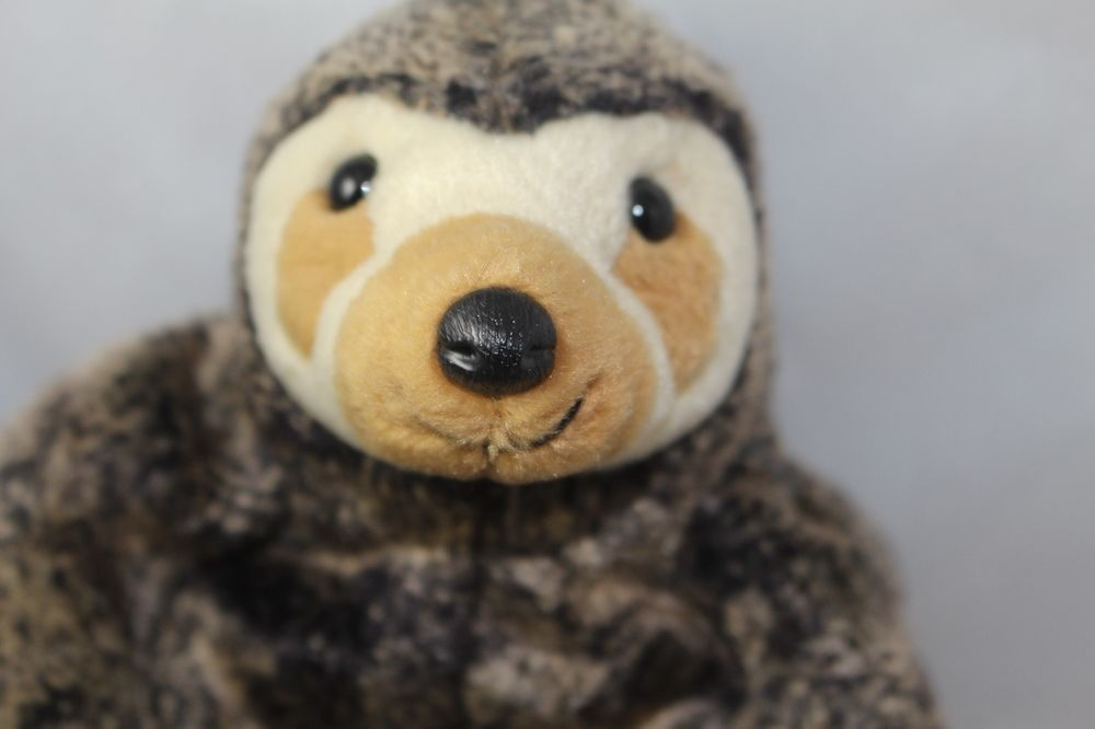 472ce0d7af7 Ty Beanie Babies  Slowpoke  Sloth----------Retired 1999 New Hang tag  Ty   Beanie