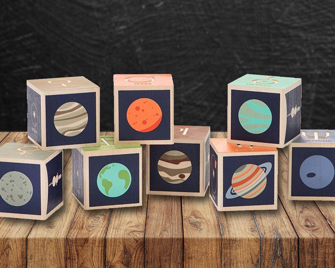 Solar System Blocks