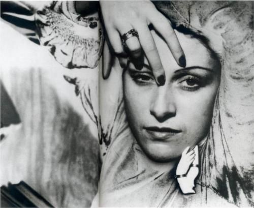 Dora Marr - Man Ray 1936