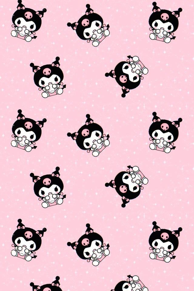 нҽℓℓσ κﻨττɣ | Kuromi | Hello kitty wallpaper