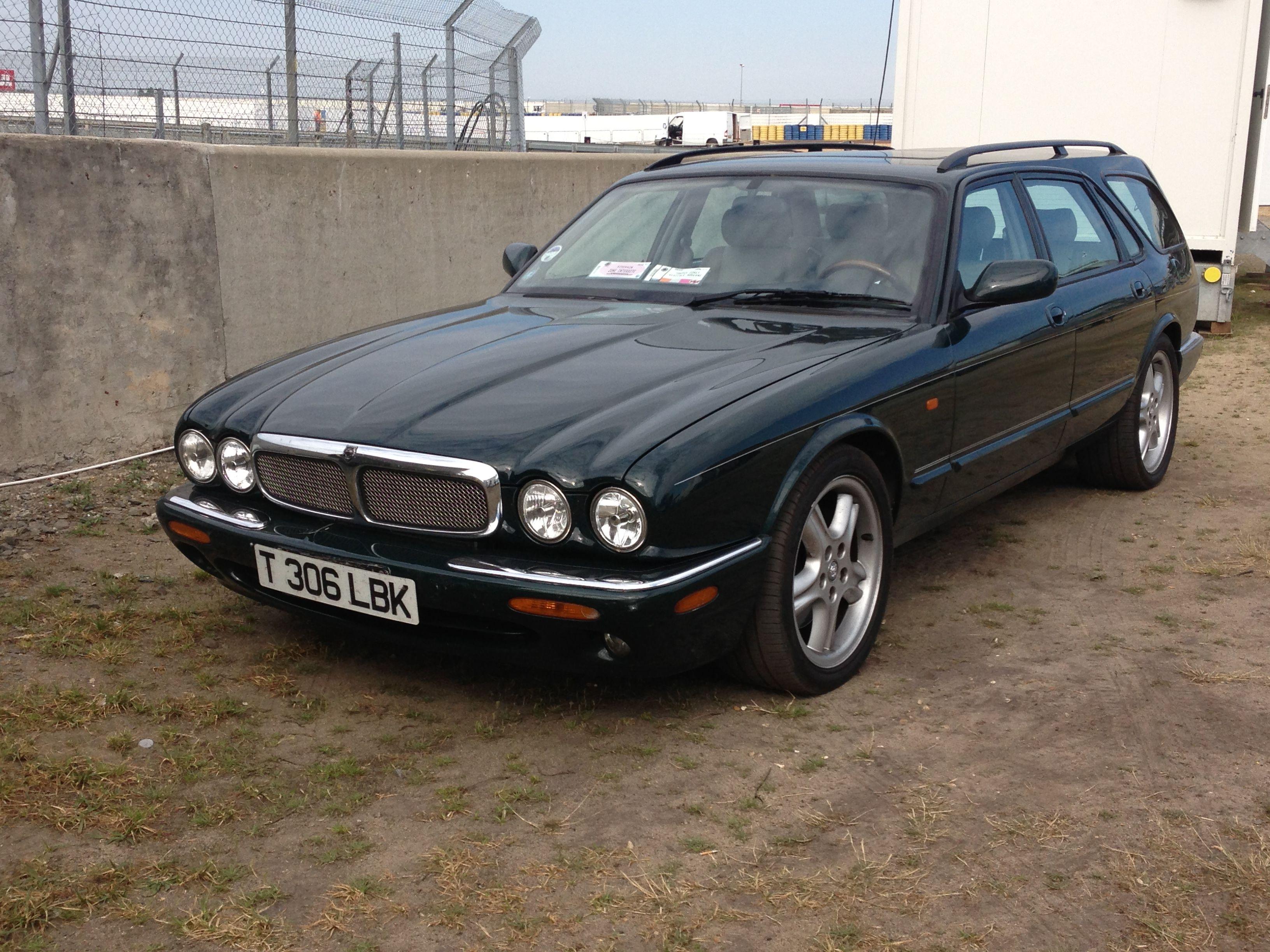 Xj300 Wagon Jaguar Shooting Brake Classic Cars