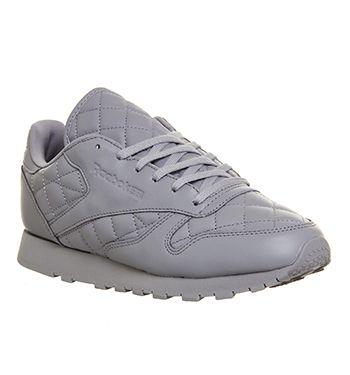 0bb1450dd86 New in - Reebok Classic Leather in Purple Fog Quilted.