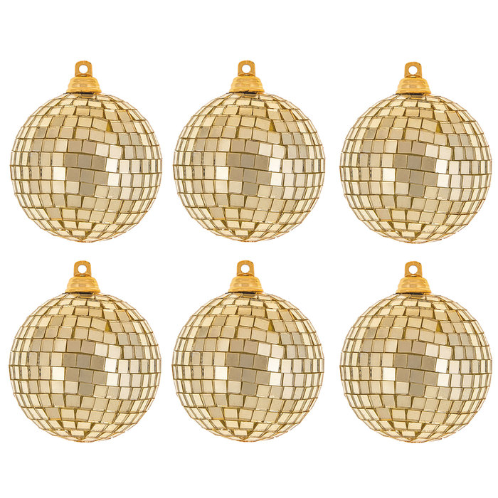 Get Gold Disco Ball Ornaments Online Or Find Other Gold Products From Hobbylobby Com Ball Ornaments Disco Ball Have A Happy Holiday