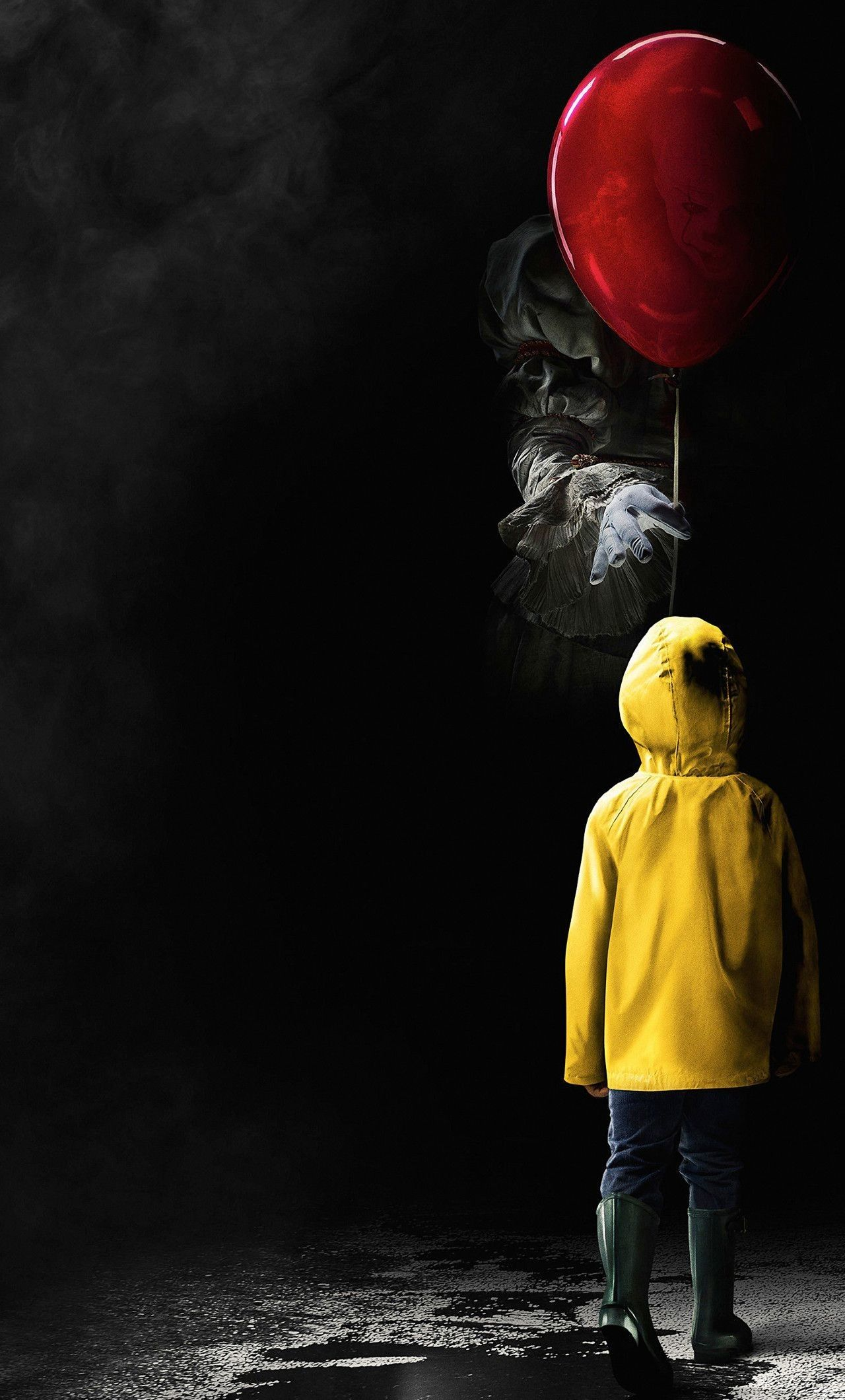Pin By Mariana On Wallpaper In 2020 Scary Wallpaper Pennywise
